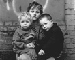 © Colin O'Brien _ Travellers Children London Fields 1987